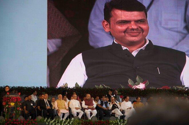 "Devendra Fadnavis, 44 ans, nouveau ""Chief Minister"" du Maharashtra"