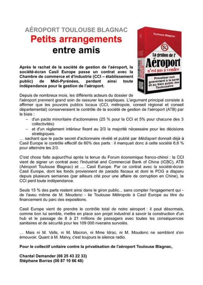 """Résultat de recherche d'images pour """"aeroport toulouse corruption"""""""