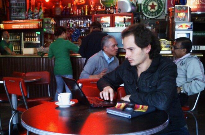 Santiago Villa Chiappe, le 27 novembre, à Bogotá
