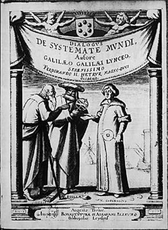 Galilée, Dialogus de systemate mundi,