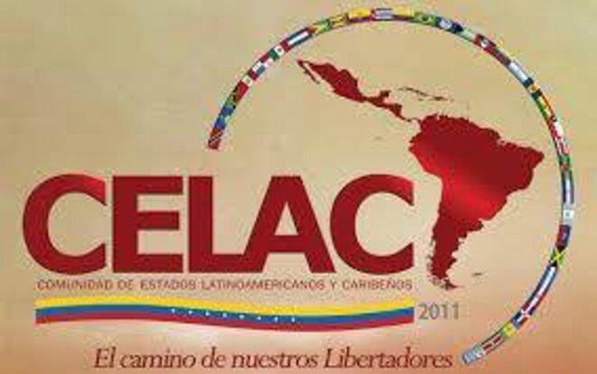 CELAC (Logo)