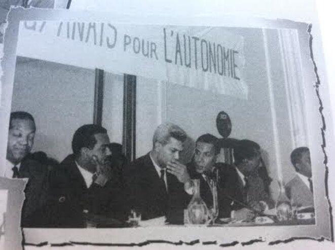 Le Front Antillo-Guyanais 1962.