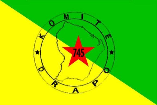 Logo Komité Drapo.