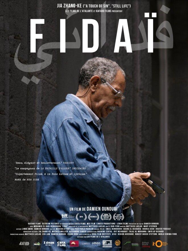 Affiche de Fidaï © Kafard Films - Xstream Pictures - 2012