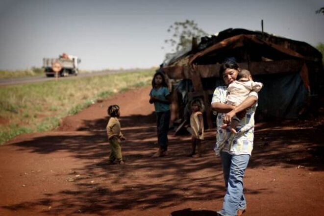 © campanhaguarani.org Ruy Sposati/CIMI