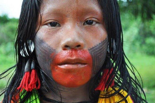 Kayapó © sociobiodiversidade kayapo