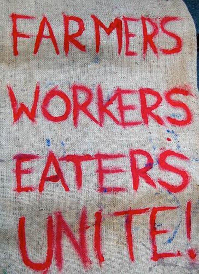 © Occupy Monsanto