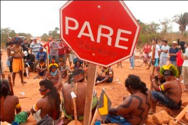 STOP Belo Monte ! © ecodebate