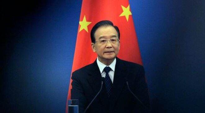 Wen Jiabao.