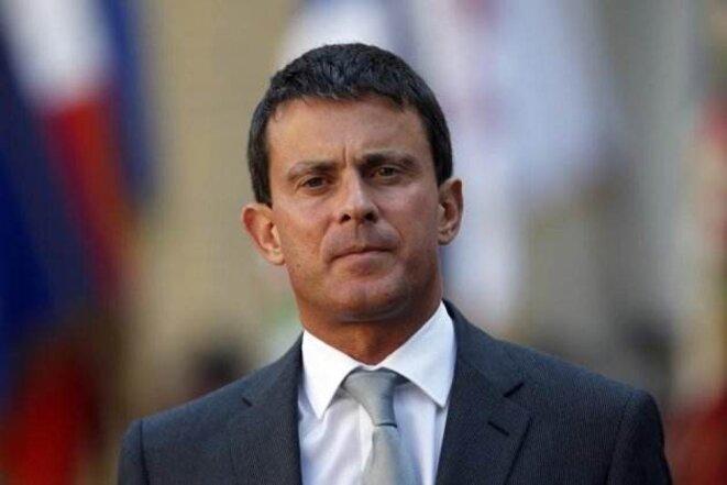 Manuel Valls, les mots de la droite.
