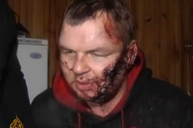 L'activiste Boulatov dit avoir été torturé. © (dr)