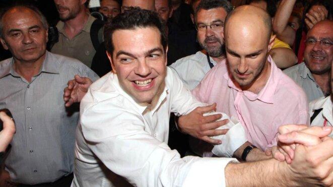 Alexis Tsipras. © (dr)