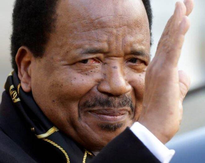 Paul Biya, 81 ans, au pouvoir depuis trente-deux ans.