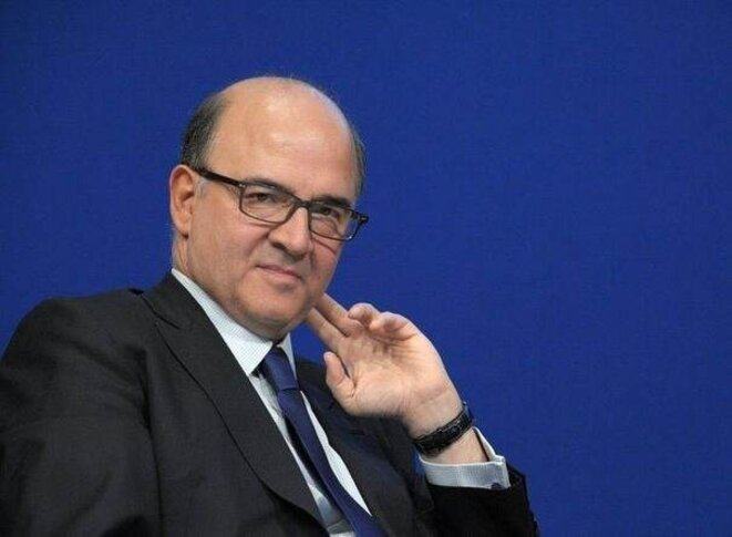 Pierre Moscovici. © (Reuters)