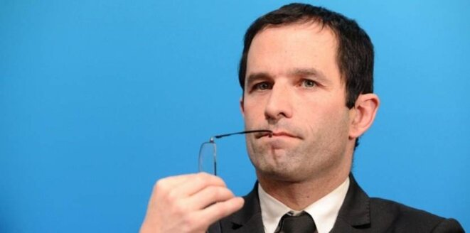 Benoît Hamon. Le ministre assure qu'il va «surprendre».
