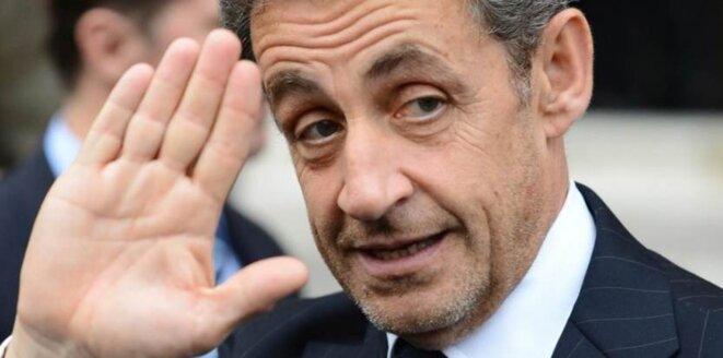 Nicolas Sarkozy, juillet 2013. © (dr)