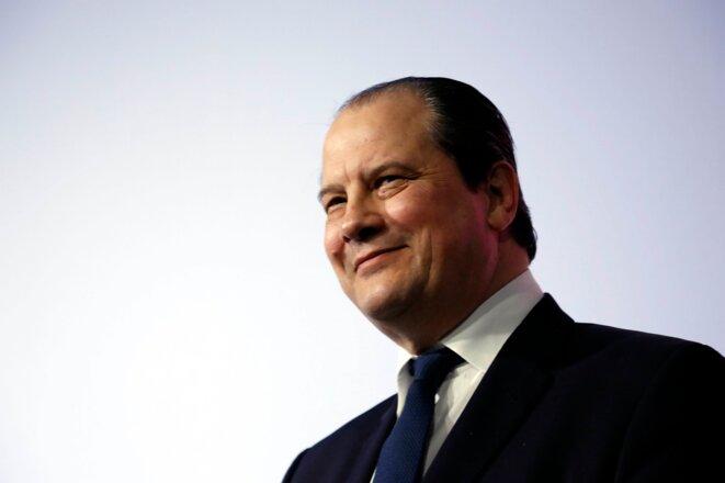 Jean-Christophe Cambadélis. © Reuters
