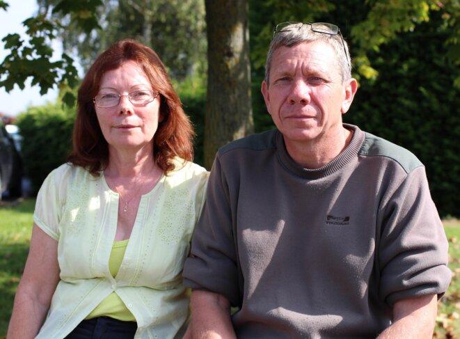 Anita et Marcel, membres de l'association Génération Ferdinand-Béghin.