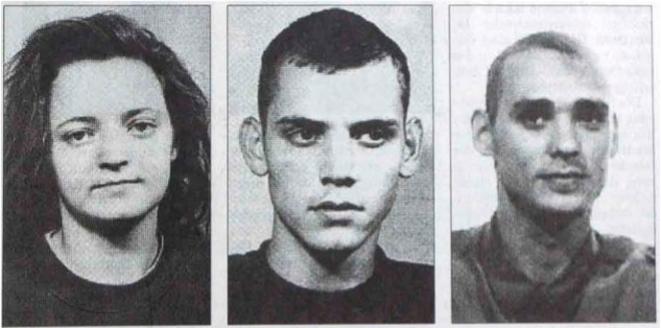 Les trois néonazis finalement repérés le 4 novembre.