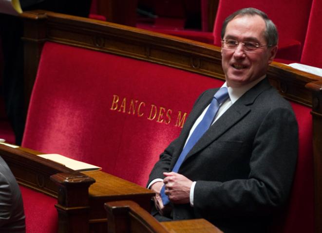 Claude Guéant, le 7 février.