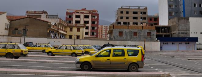 Bejaïa, centre-ville.