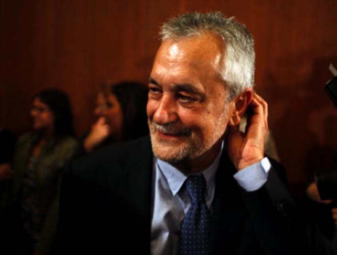 Le socialiste José Antonio Griñan. © (Reuters)