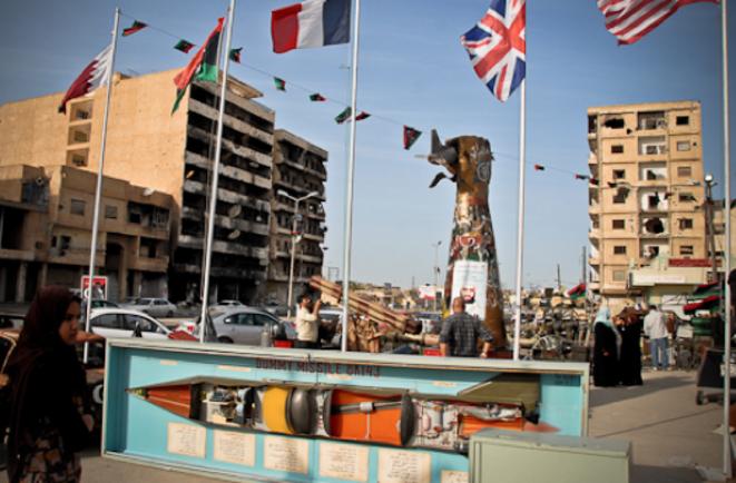 Sur Tripoli Street. © (T.C.)