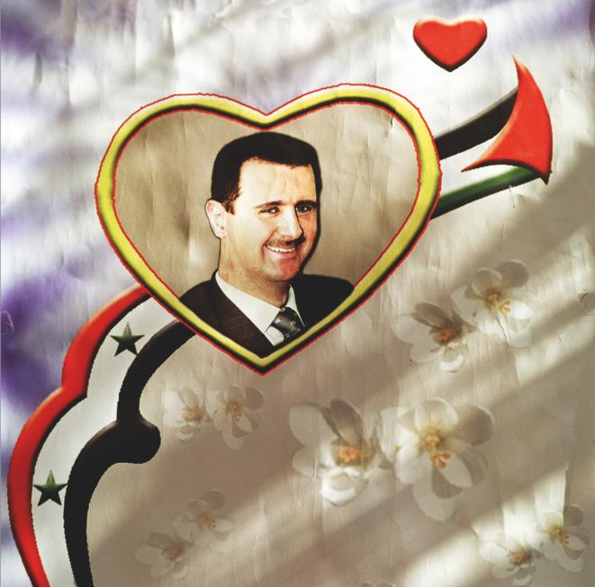 Bachar al-Assad.