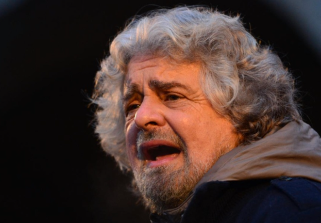 Beppe Grillo. © (dr)