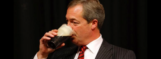 Nigel Farage, leader de UKIP depuis 1999. © (Reuters)