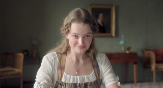 Henriette, interprété merveilleusement par Birte Schnöink.