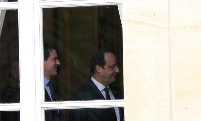 Avec Manuel Valls, nouvel ordonnateur de la grande «pause fiscale».