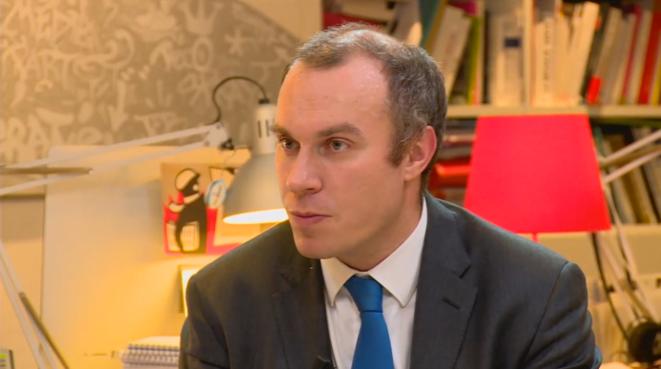 François Gemenne. Vidéo accessible dans l'article.