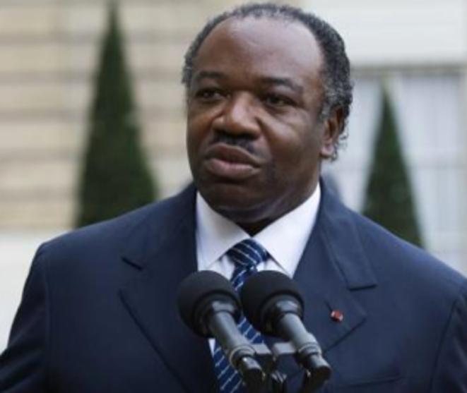Ali Bongo, le président du Gabon. © (dr)