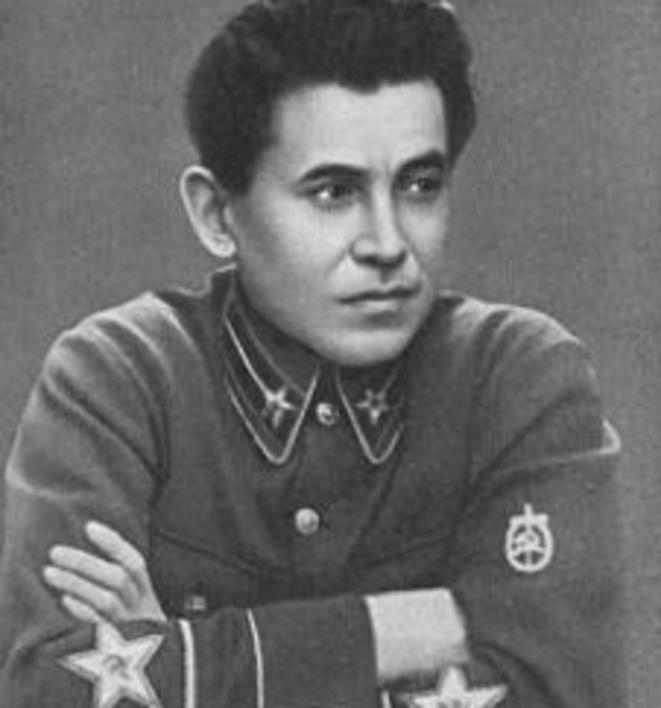 Nikolaï Ivanovitch Iejov.