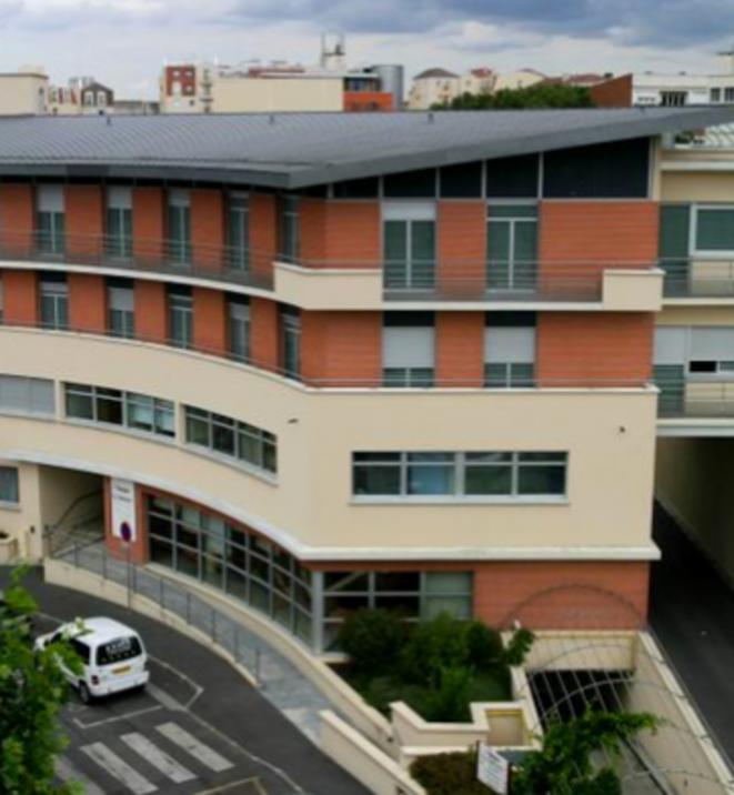L'une des cliniques du groupe Orpea-Clinea à L'Haÿ-les-Roses.