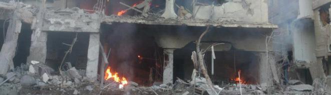 A Daraya.