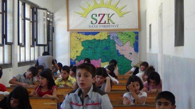 Ecole kurde.
