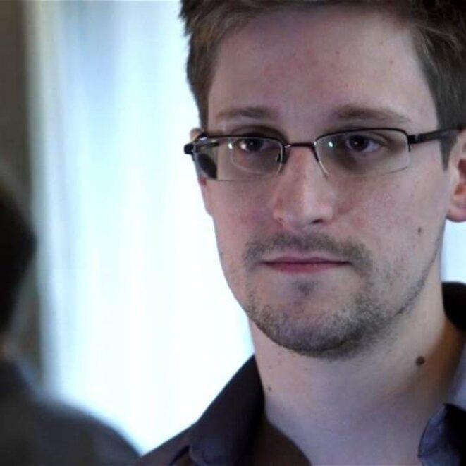 """Edward Snowden, le """"lanceur d'alerte"""". © (Reuters)"""