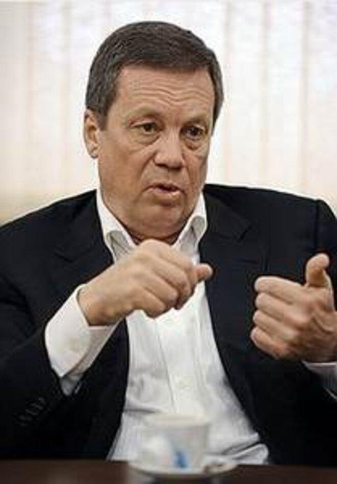 Yuri Kudimov. © (dr)