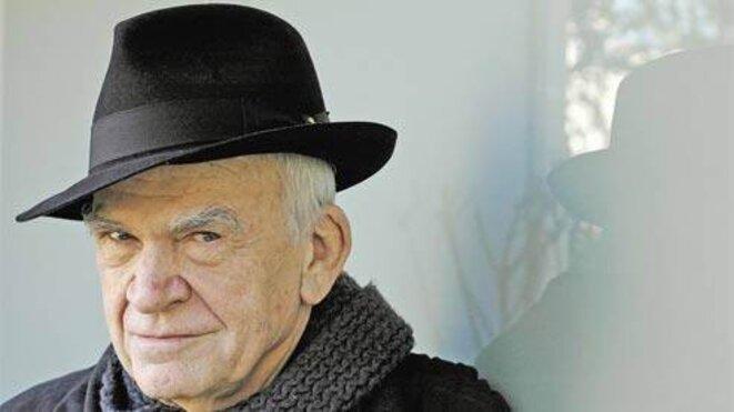 Milan Kundera. © (Gallimard)