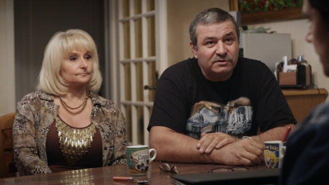 Marie et Alain da Silva.