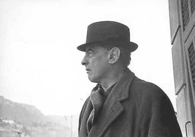 Witold Gombrowicz. © (dr)