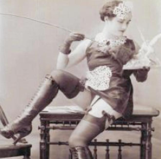 Yva Richard, vers 1930.