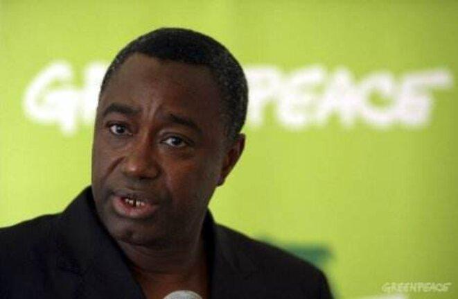 Amadou Kanouté, responsable de l'ONG Cicodev.