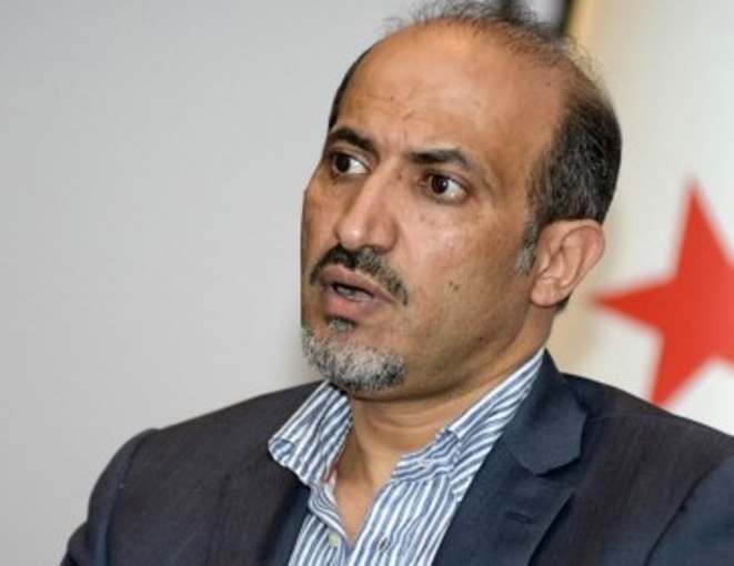 Ahmad Assi Jarba.