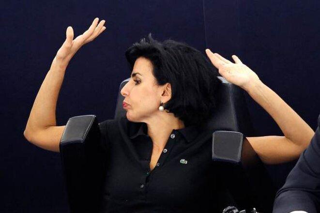 Rachida Dati en juillet 2012. © (Reuters/Vincent Kessler)
