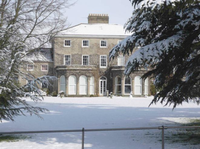 Ellinham Hall. © (dr)