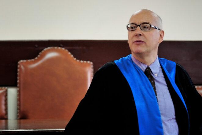 Le juge italien Francesco Florit est accusé d'avoir touché 300.000 euros.