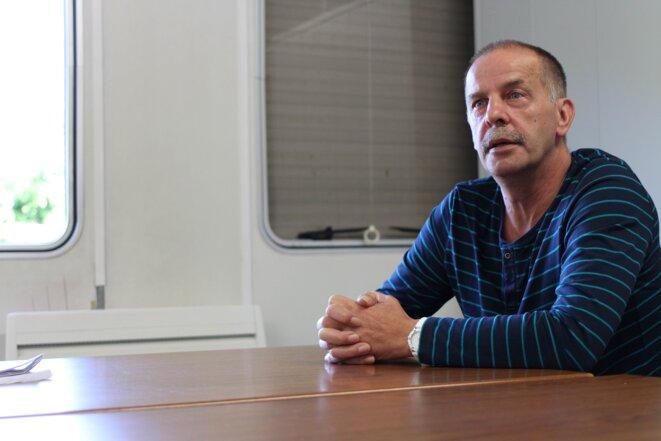 Jean-Marc Commun, ex-«Conti», aujourd'hui intérimaire chez Unilever